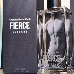 Abercrombie & Fitch Fierce 6.7oz New